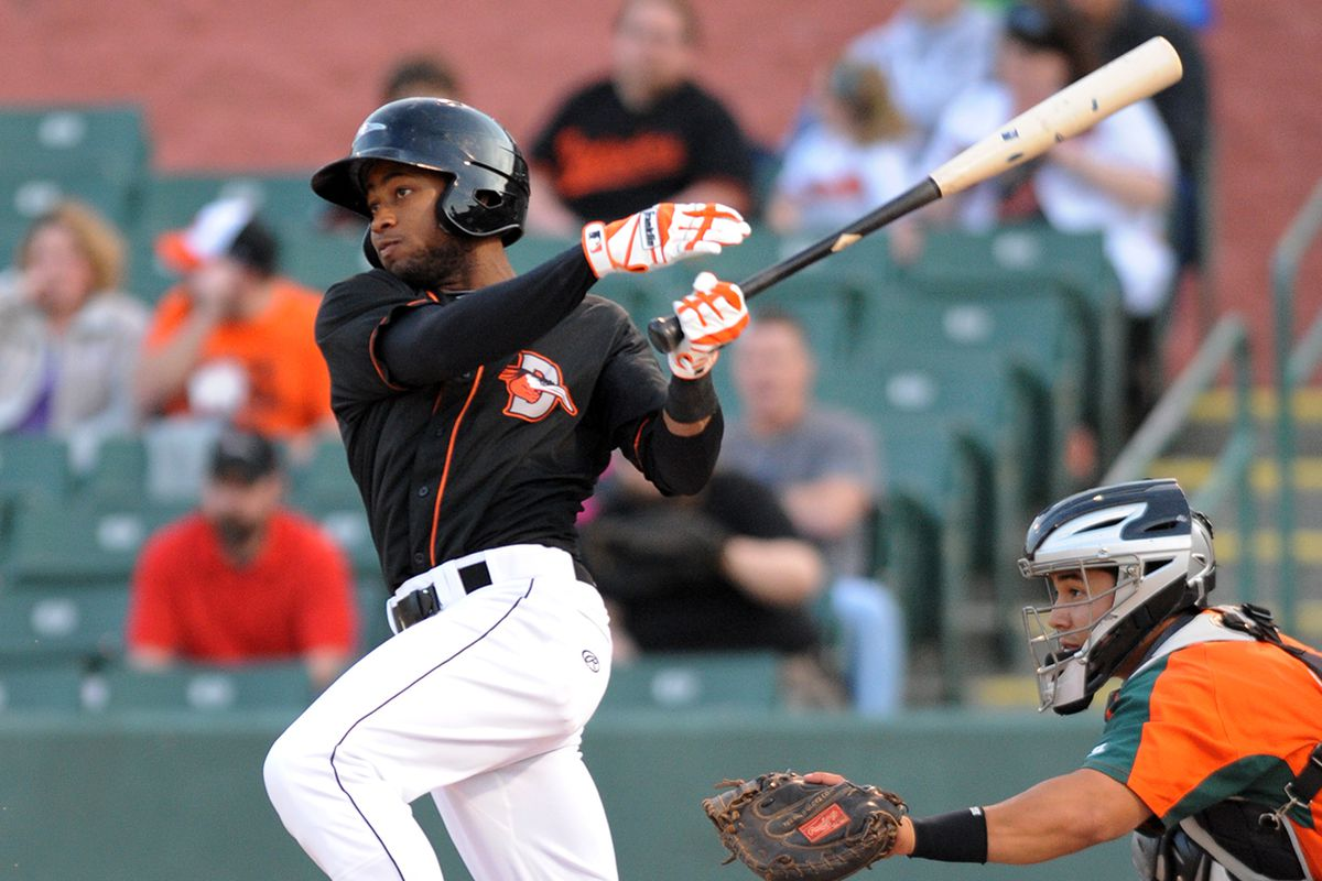 Gregory Lorenzo has an arm and some wheels. Hopefully he can hit some as well.
