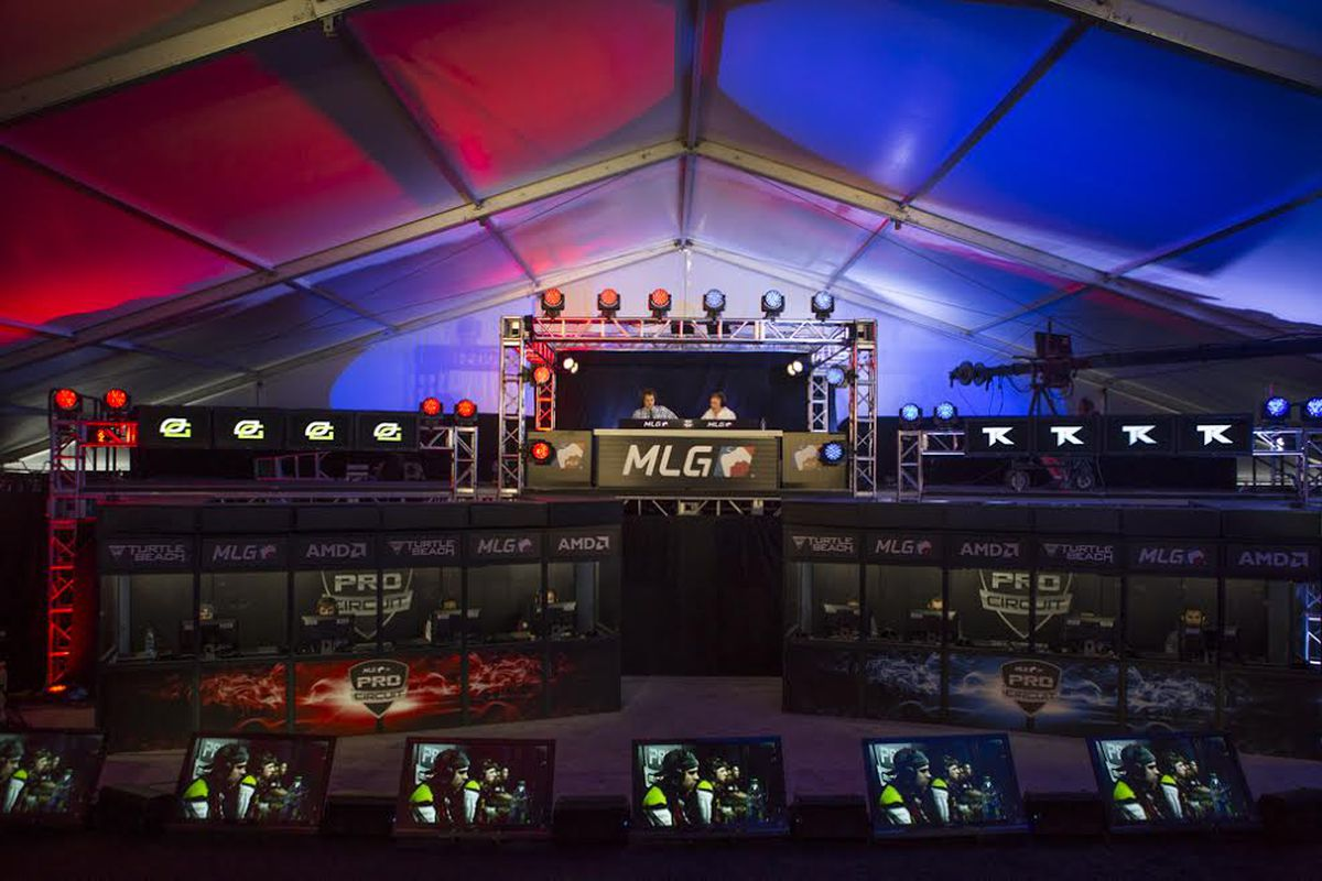 major league gaming is opening an arena for e sports in the us next