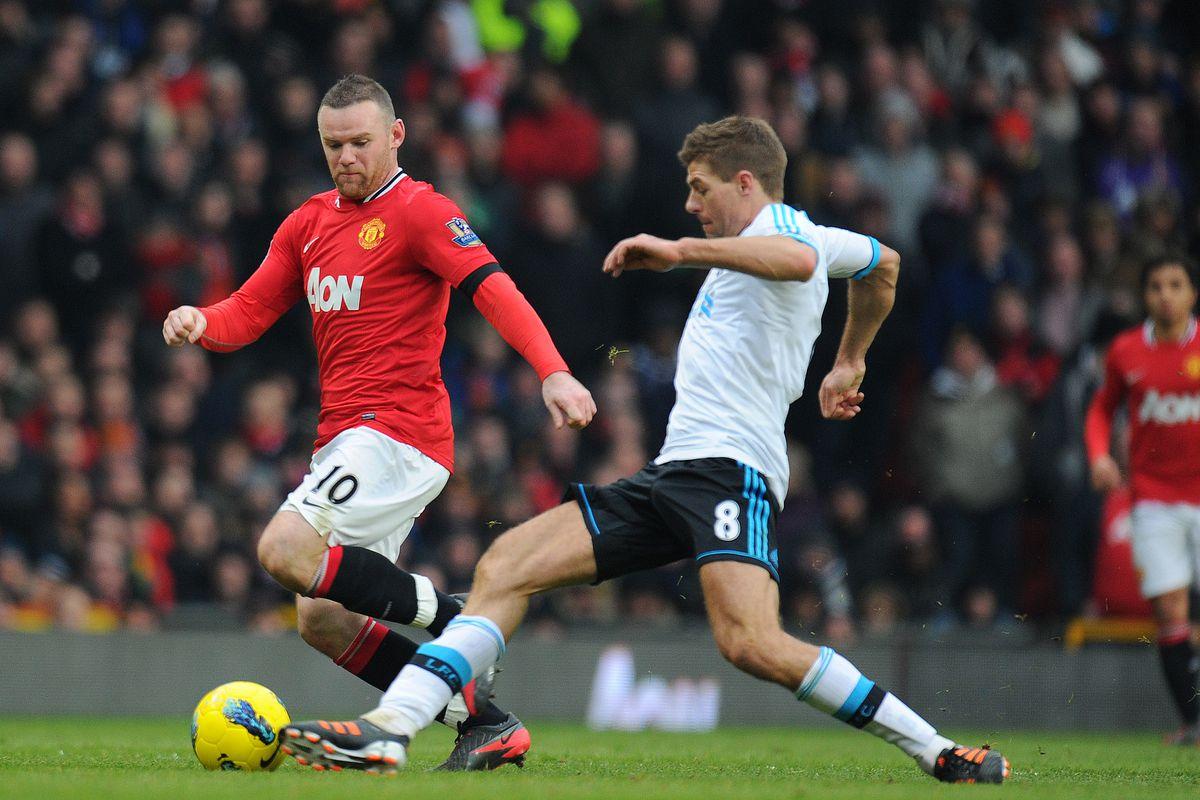 Soccer : Barclays Premier League - Manchester United v Liverpool