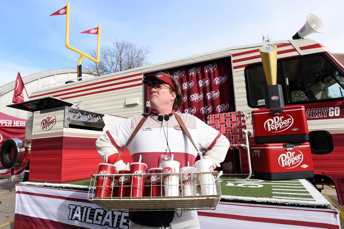 Dr Pepper - 2016 College Football Roadshow - Nebraska at Wisconsin