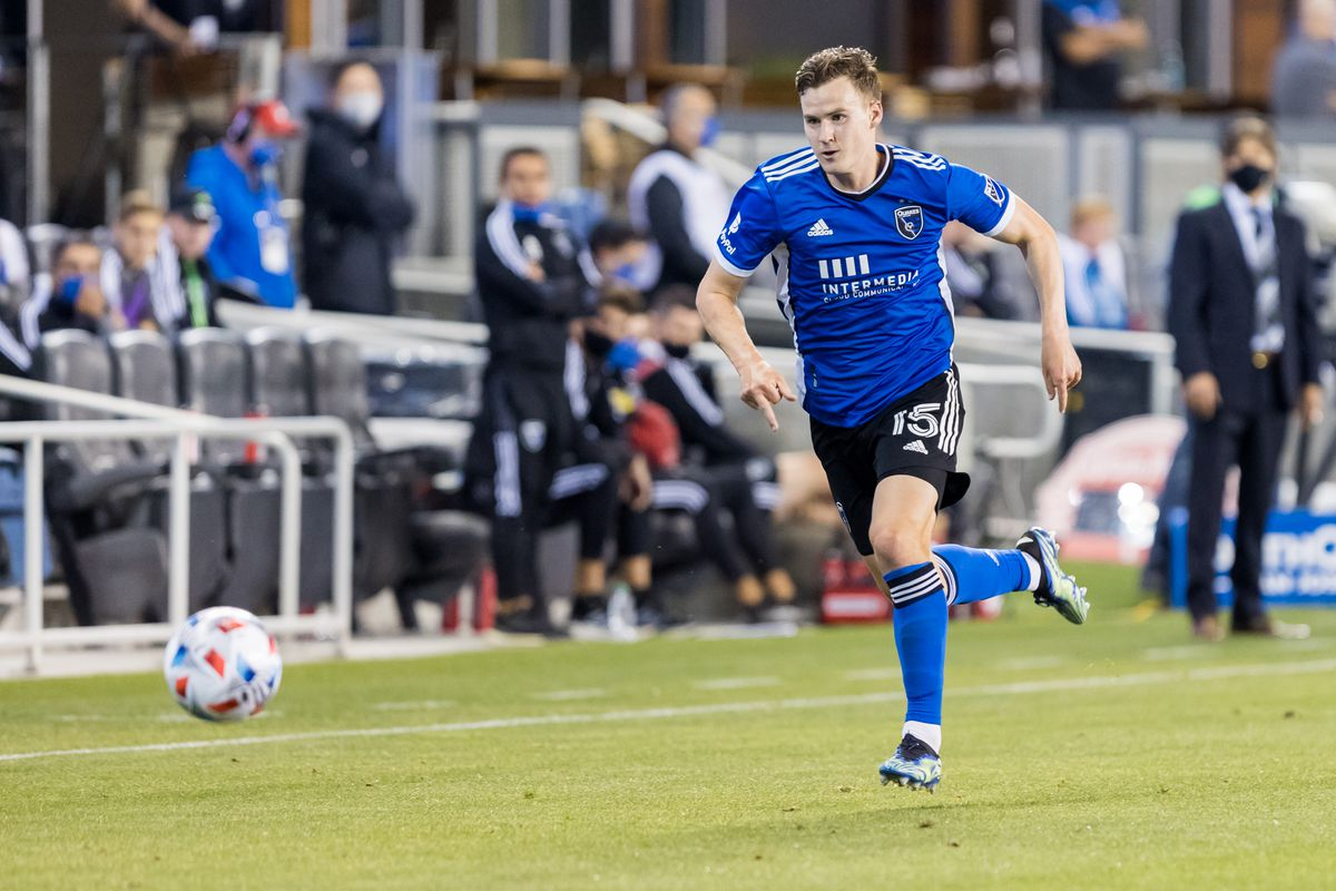 SOCCER: MAY 12 MLS - Seattle Sounders FC at San Jose Earthquakes