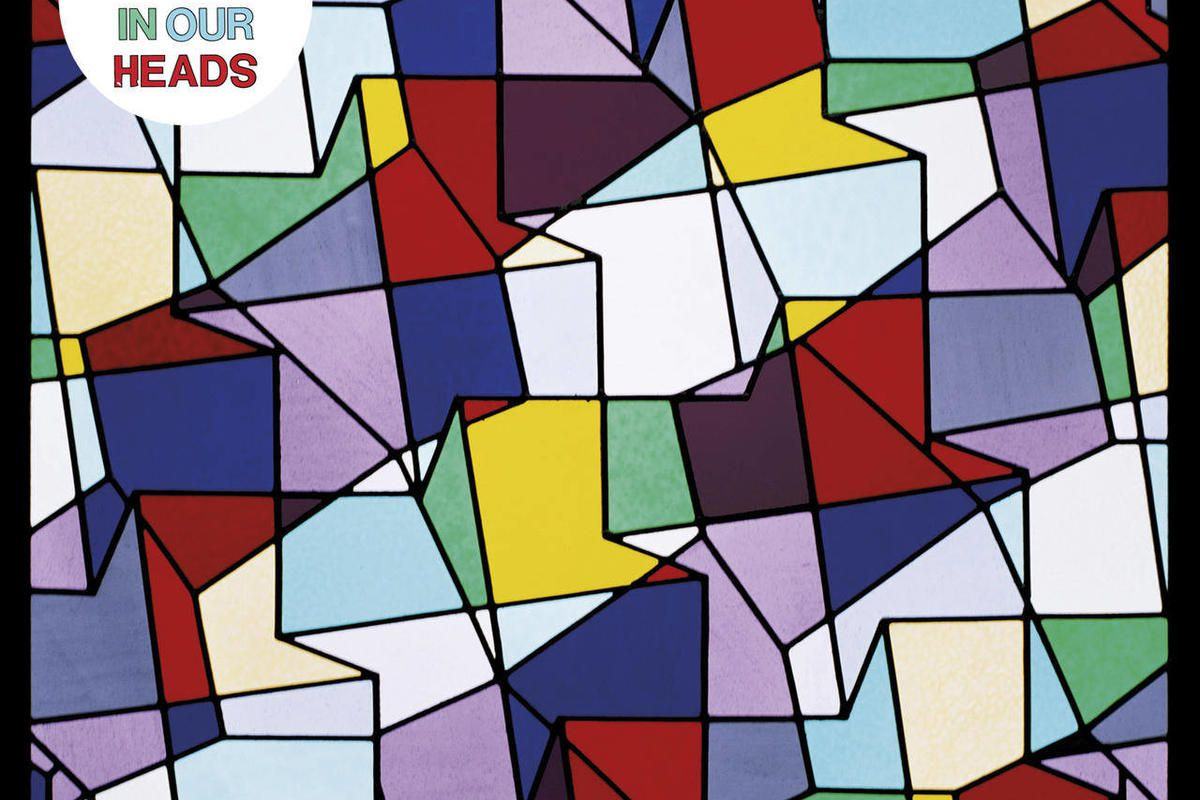 """This CD cover image released by Domino Records shows the latest release by Hot Chip, :In Our Heads."""""""