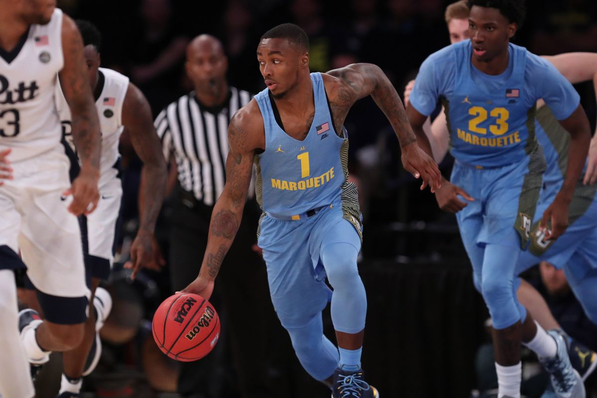 NCAA Basketball: 2K Classic-Marquette vs Pittsburgh