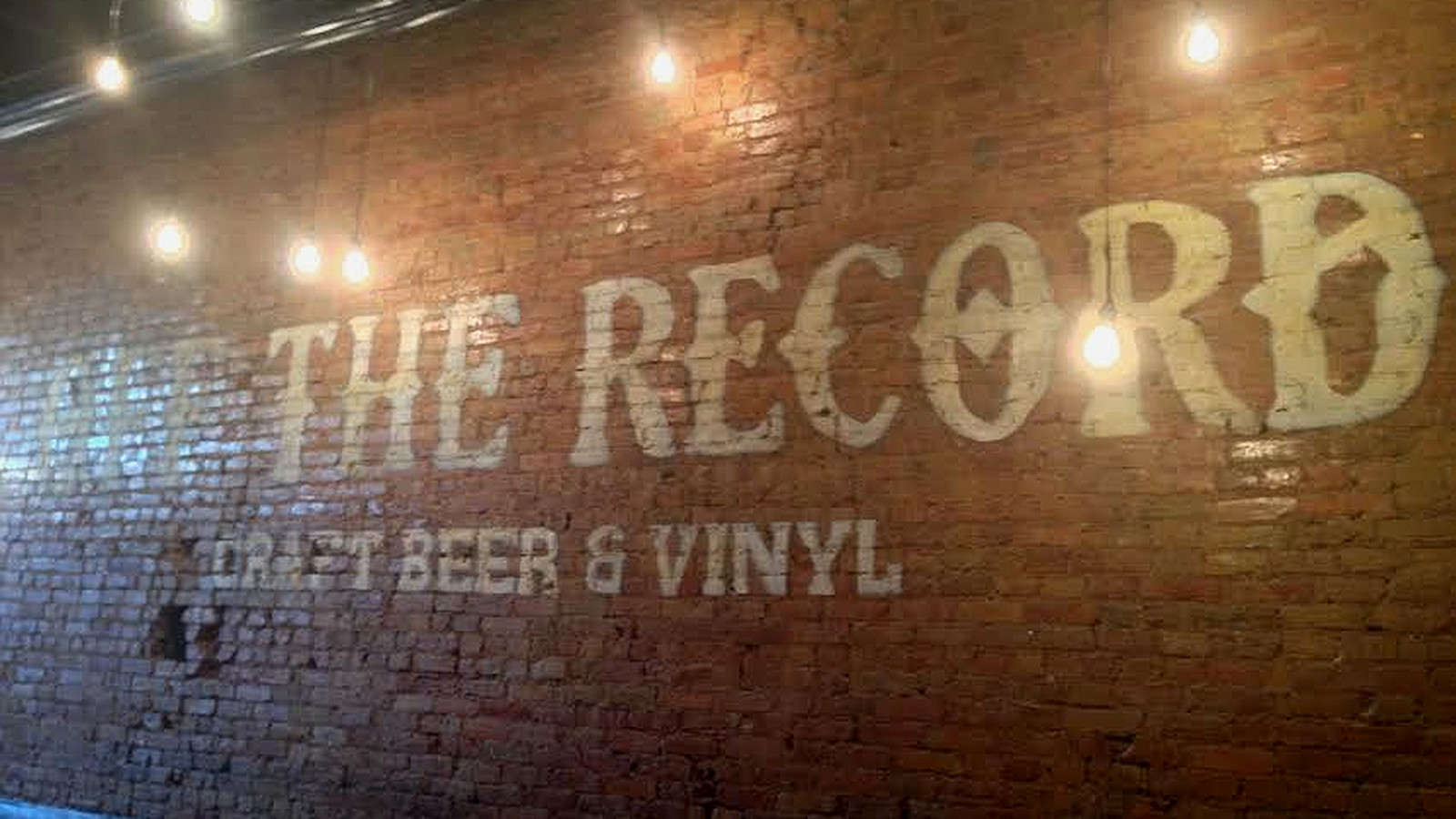 Deep Ellum S Newest Bar Is Also A Record Store Eater Dallas