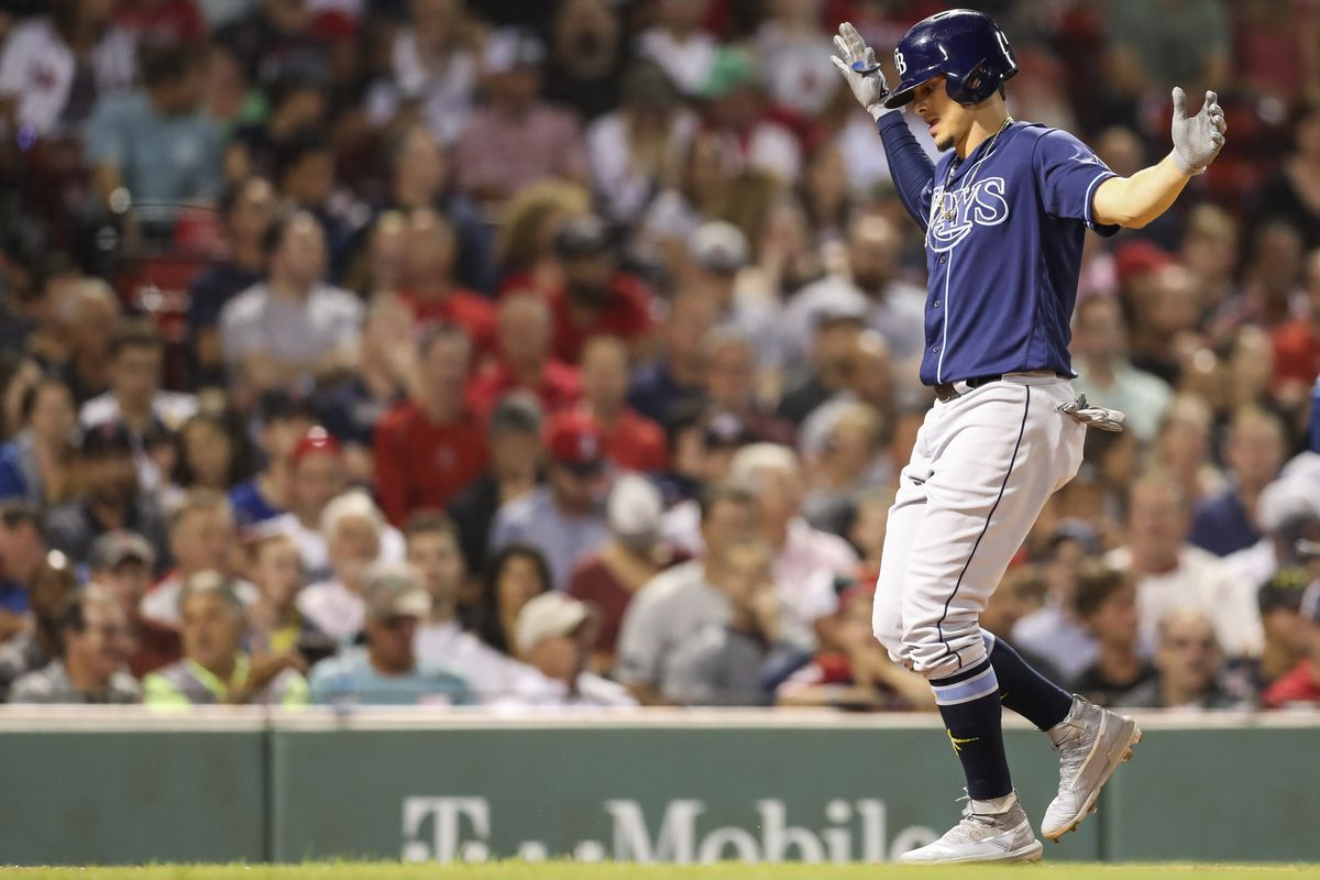Tampa Bay Rays s v Boston Red Sox