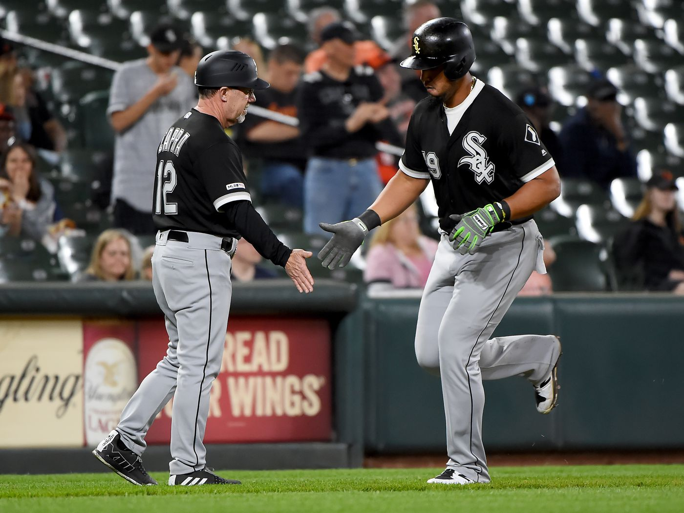 White Sox Coach Nick Capra Has Payback On His Mind Chicago Sun Times