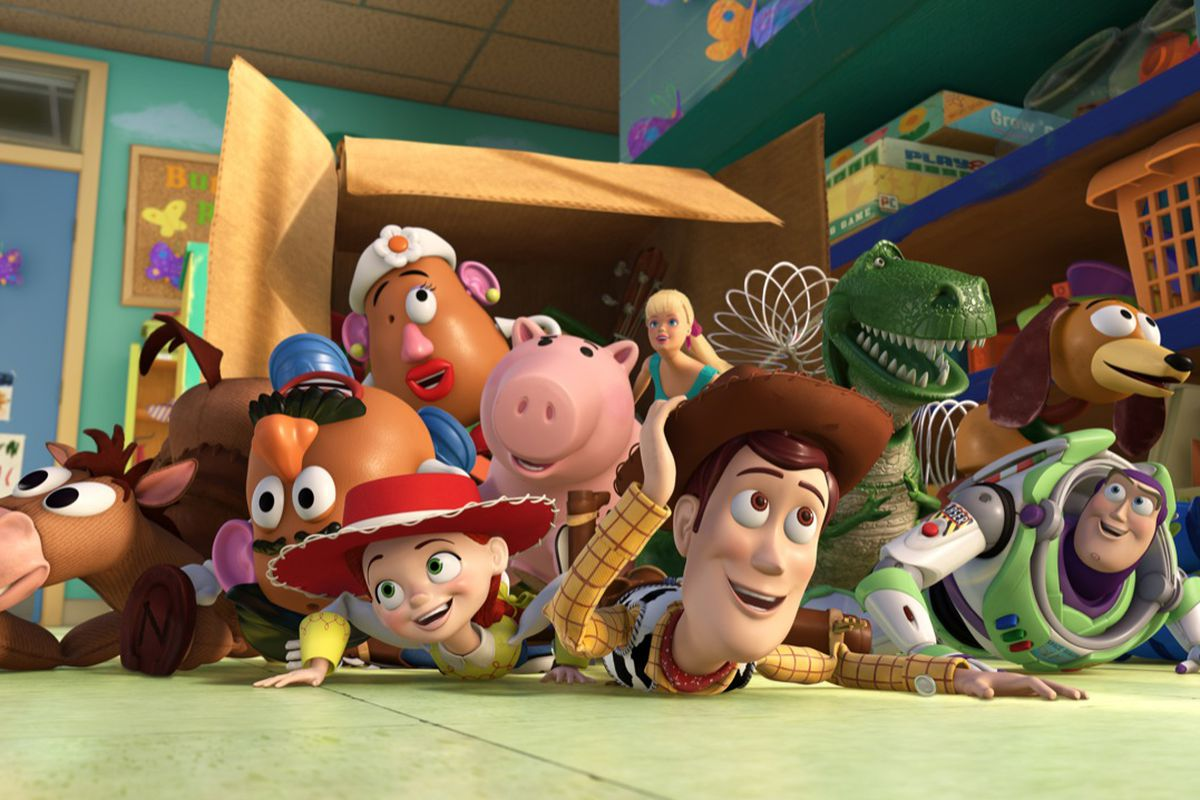 Woody, Buzz, and the gang are coming back. Not that you asked about it.