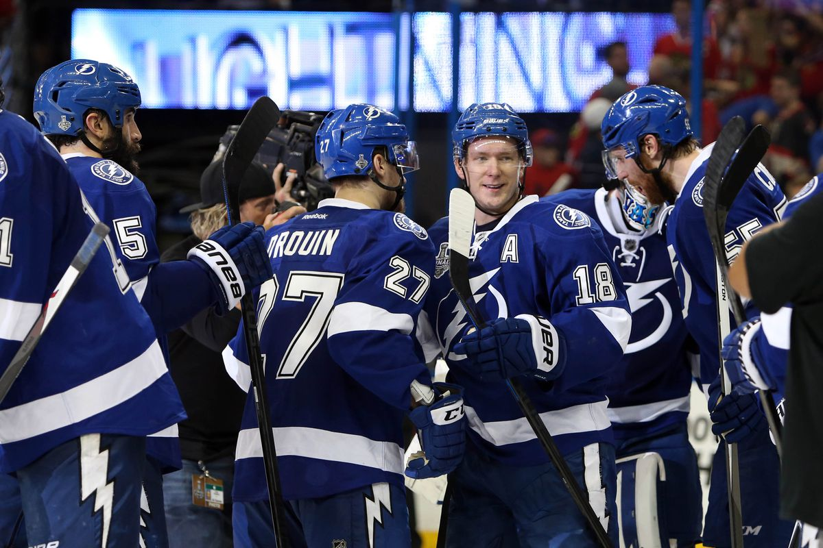 Will the Bolts be the 2015-2016 champions?