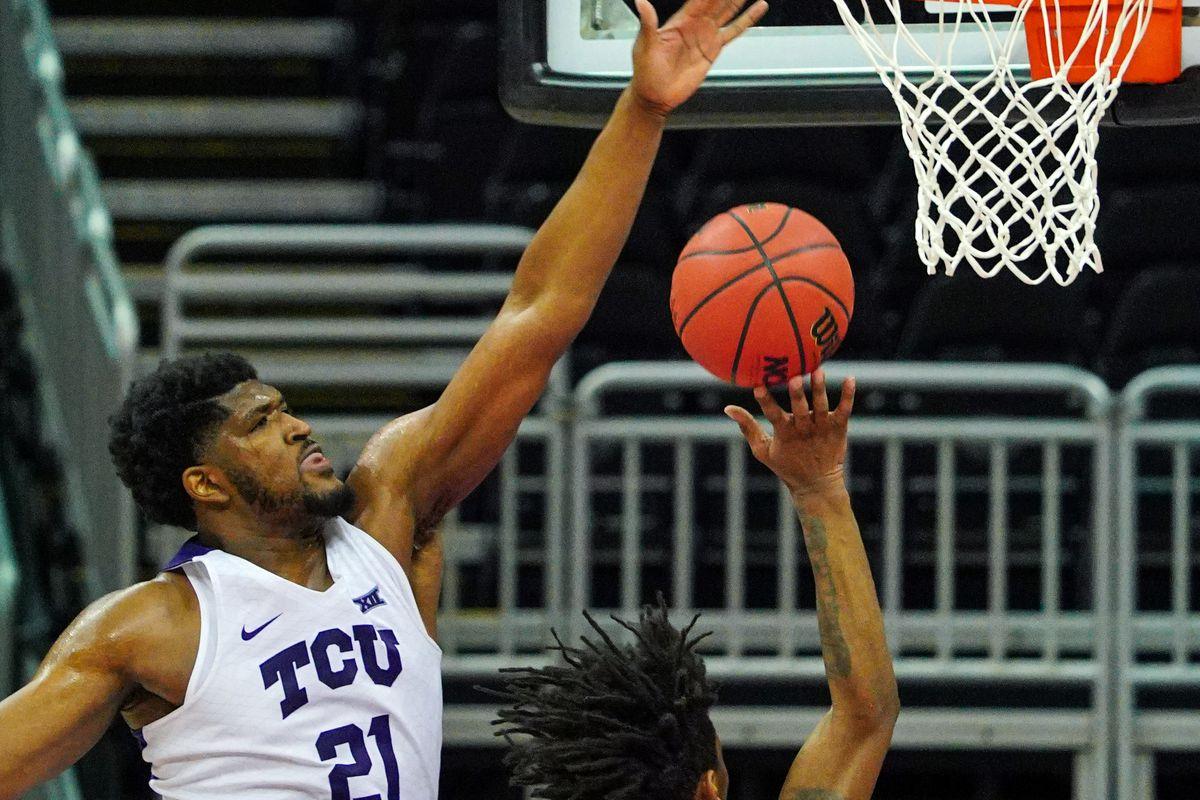 NCAA Basketball: Tulsa at Texas Christian