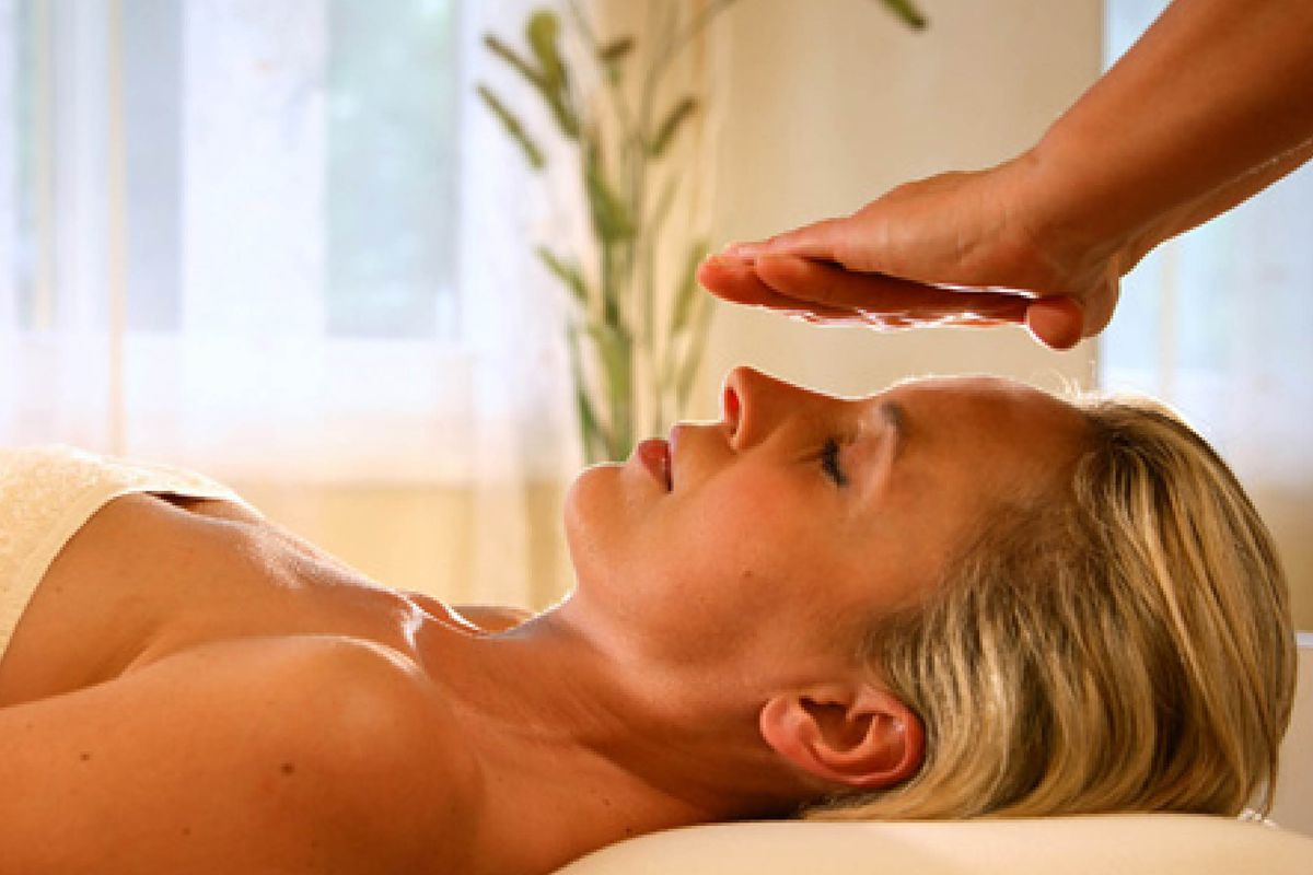 The controversial practice of reiki in all its controversy.