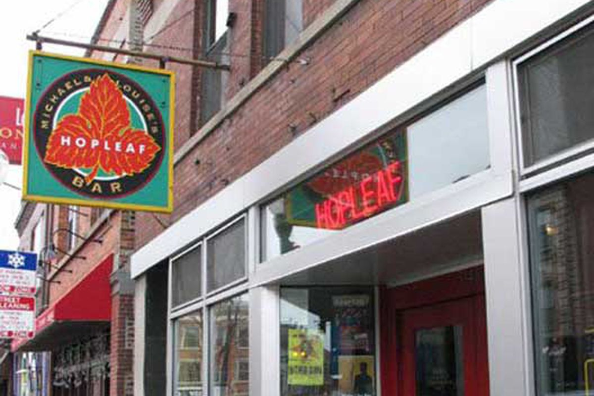 Hopleaf carries a lot of Dogfish Head