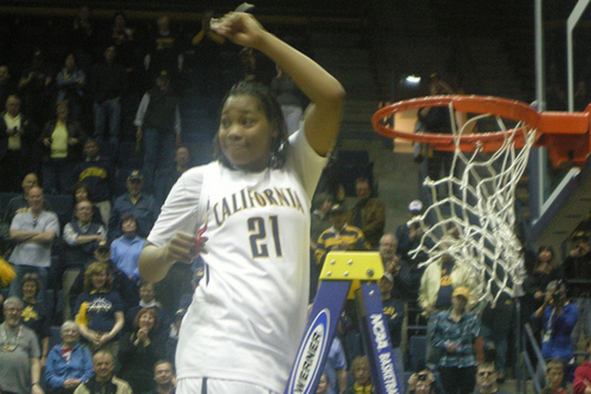 Taking her game to the WNBA?