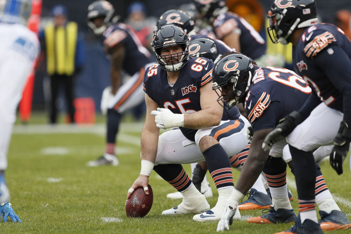 The Bears' offensive line is highly paid, but highly suspect.