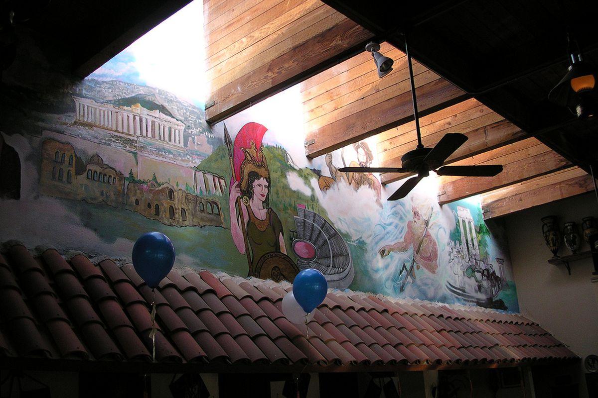 Costas Opa Greek Restaurant