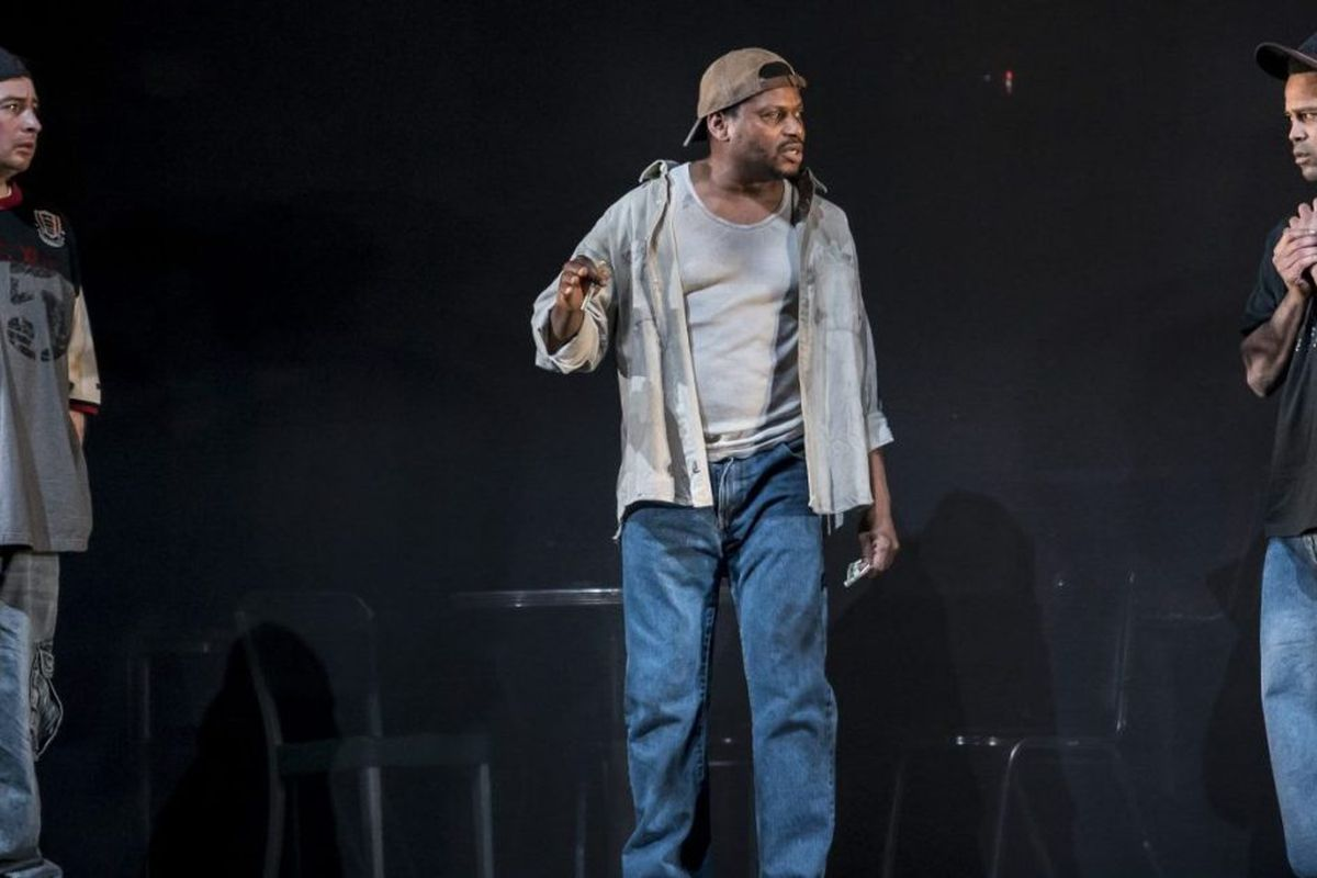 'Sweat' at Goodman Theatre review — Working-class frustrations boil over in powerful drama