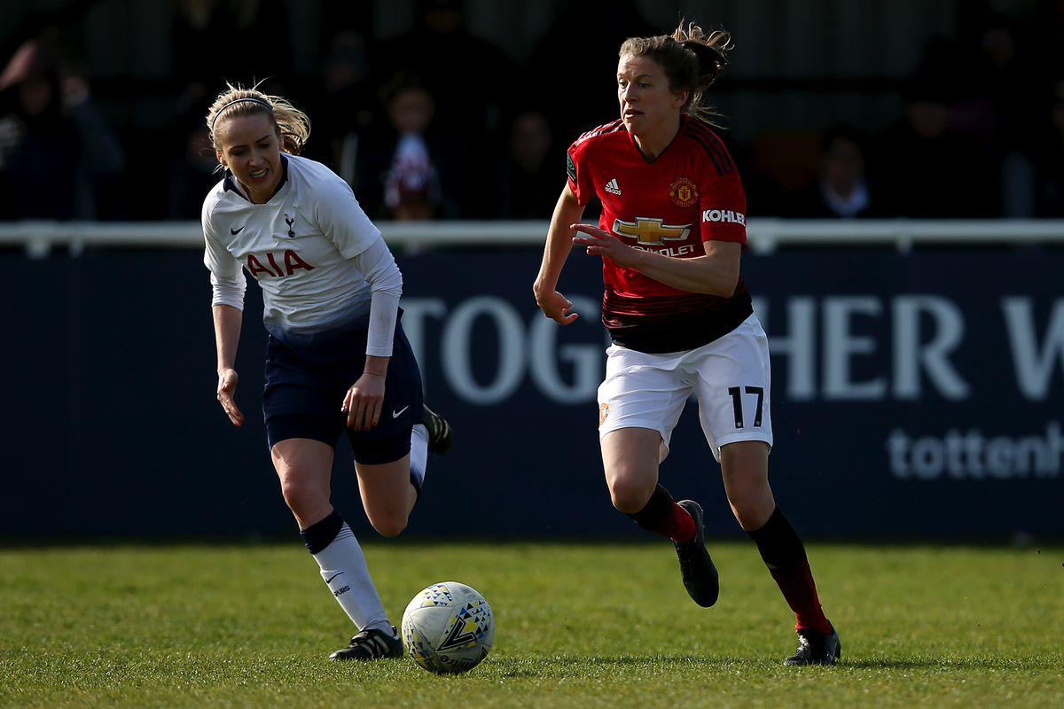 Tottenham Hotspur Women v Manchester United Women: WSL 2