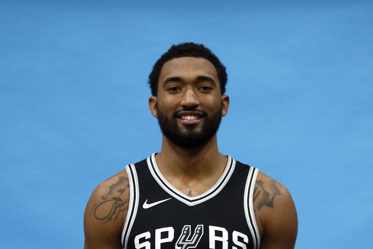 NBA: San Antonio Spurs-Media Day
