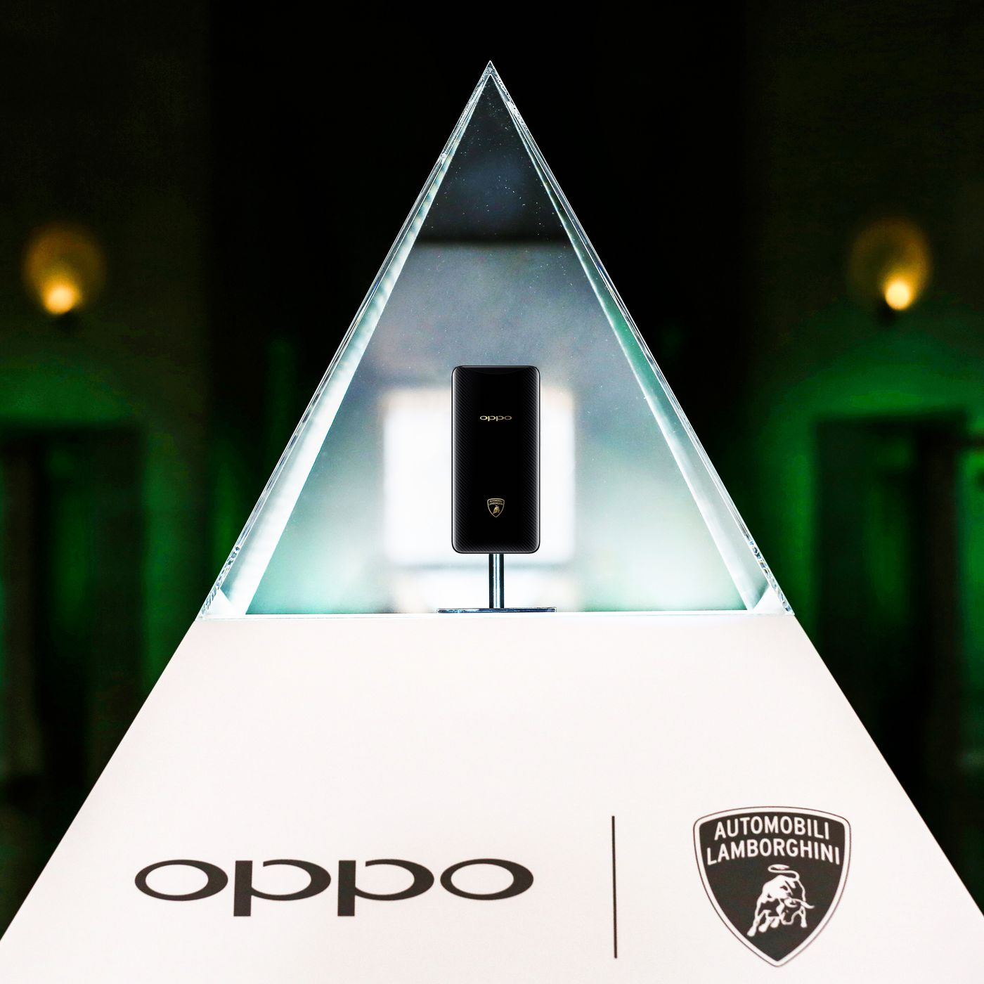 Oppo Made A Lamborghini Edition Of Its New Flagship Find X