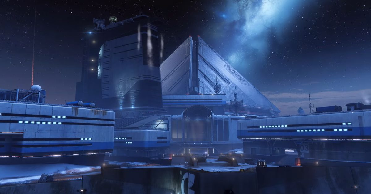Rasputin, Destiny 2's giant computer brain, explained
