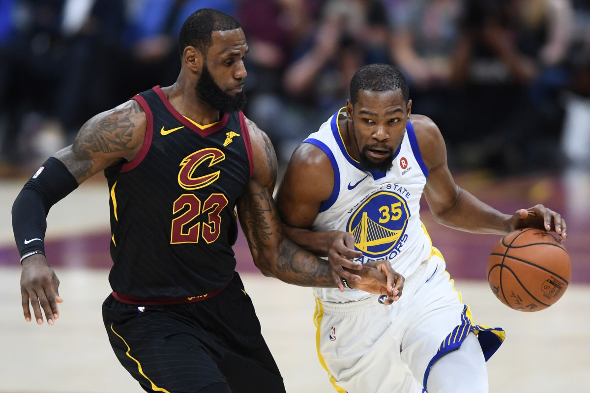 Noted yeller Stephen A. Smith says LeBron James texted Kevin Durant about  playing for the Lakers 42f7458ea