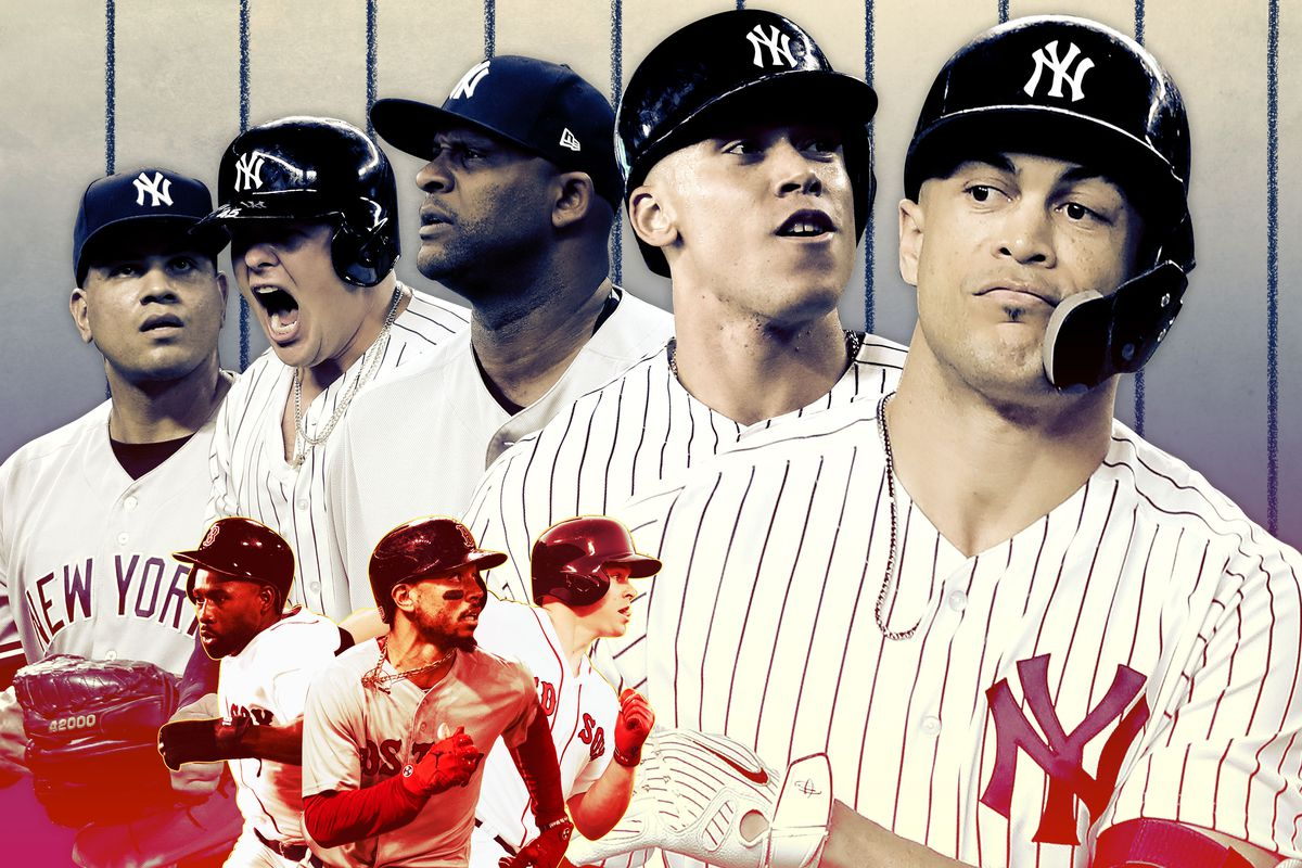 The Puny Red Sox Have No Chance in the ALDS Against the Big, Beefy Yankees
