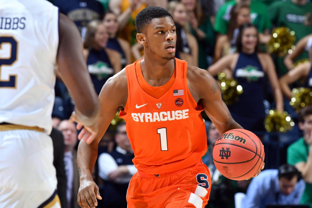 Syracuse Basketball May Need To Take One Step Backward To Take Two