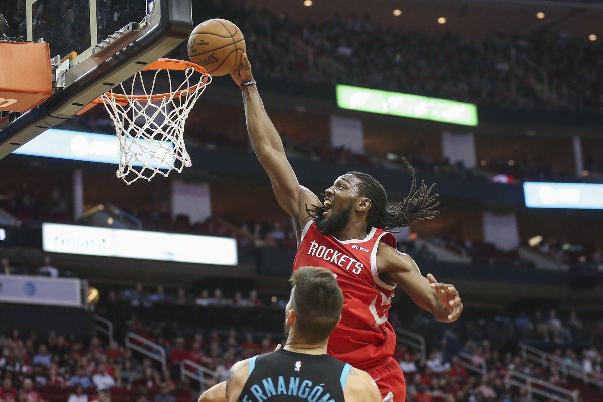 NBA: Charlotte Hornets at Houston Rockets