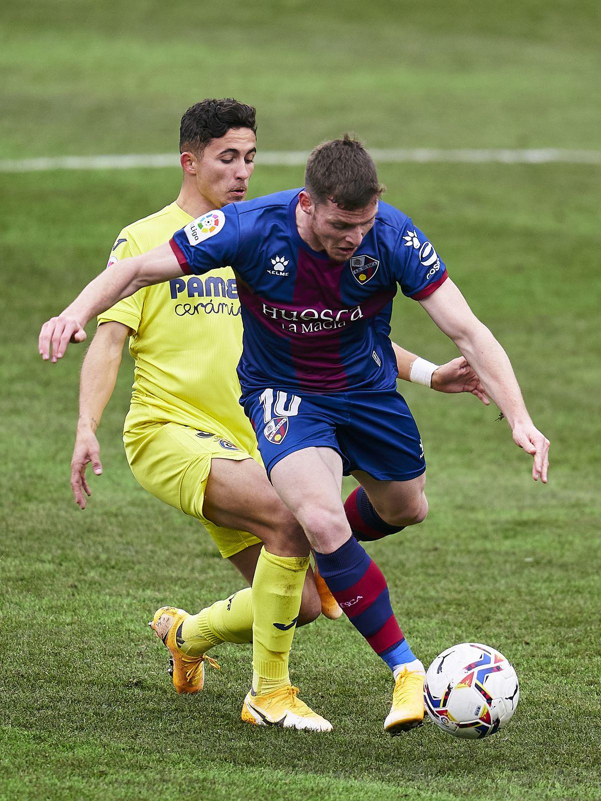 SD Huesca v Villarreal CF - La Liga Santander