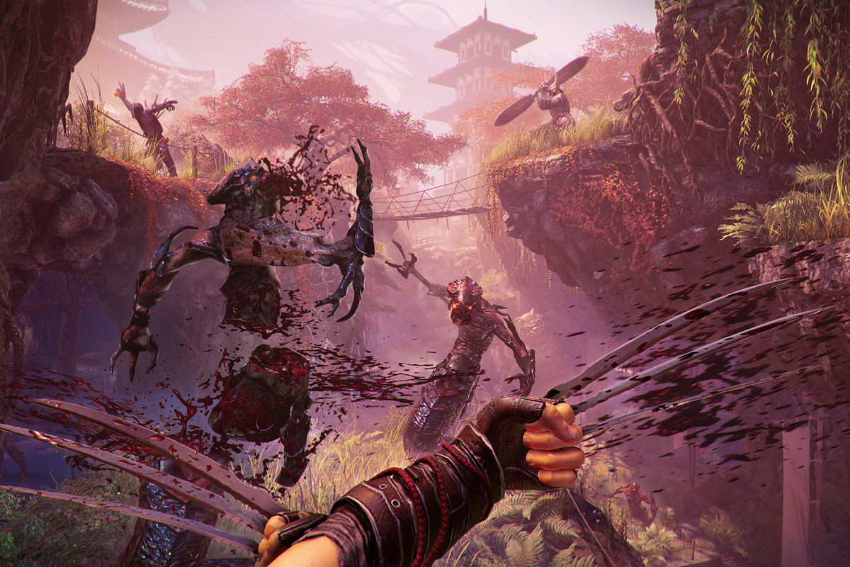 shadow warrior 2 is free on gog com right now polygon