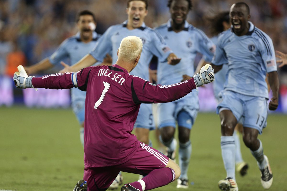 Jimmy Nielsen and Sporting Kansas City won the US Open Cup Late Wednesday night. D.C. United will need to play smart soccer to ruin the afterparty.