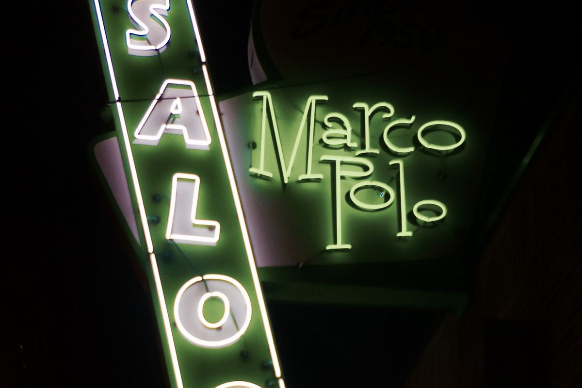 Neon at Night