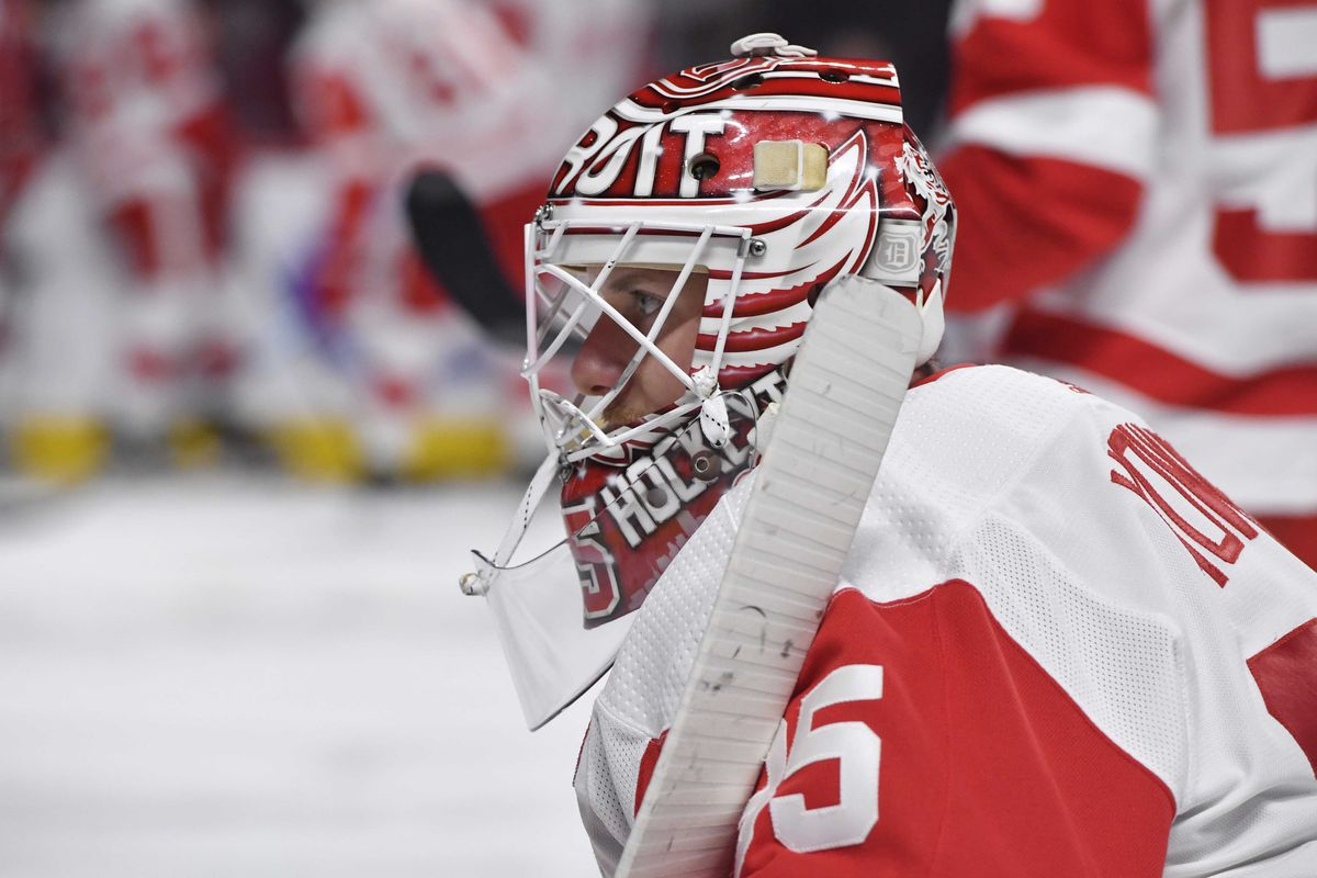 1fd53373635 Report  Red Wings Expected to Re-sign Jimmy Howard - Winging It In Motown