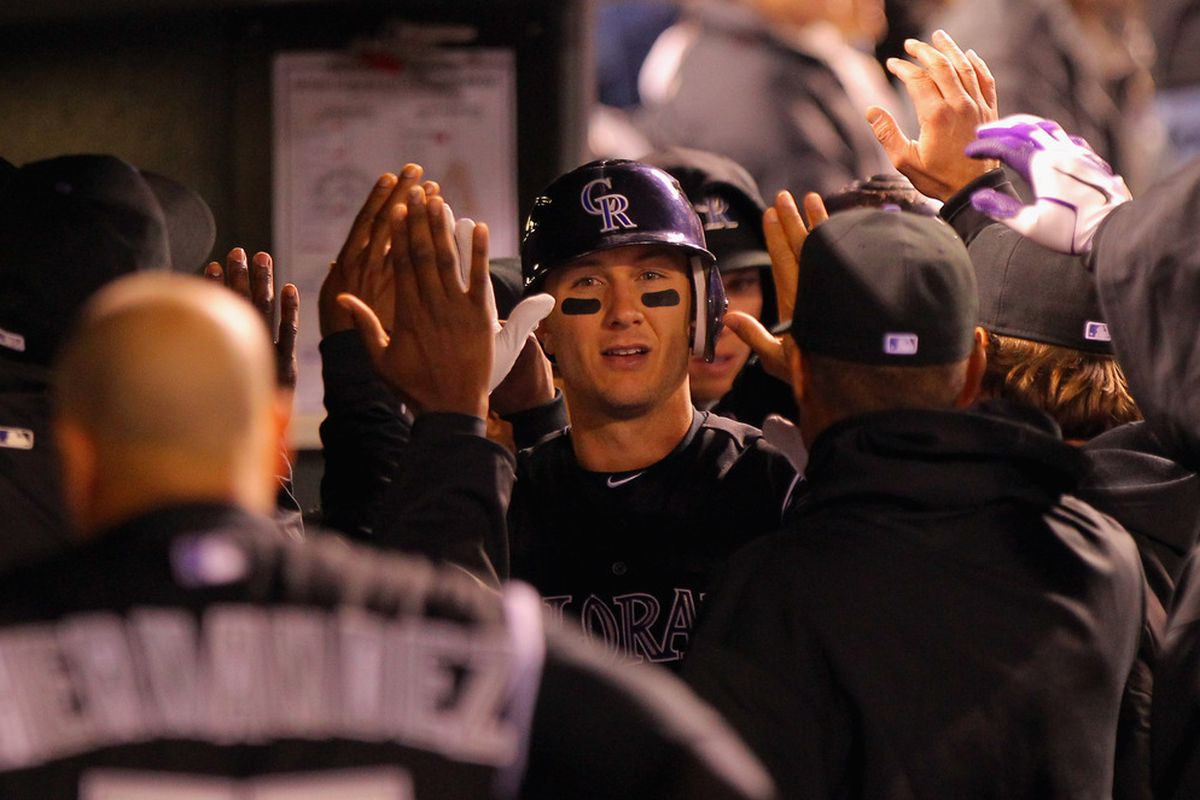 Tulo is under contract until 2022, who else will be on the team in the years ahead?