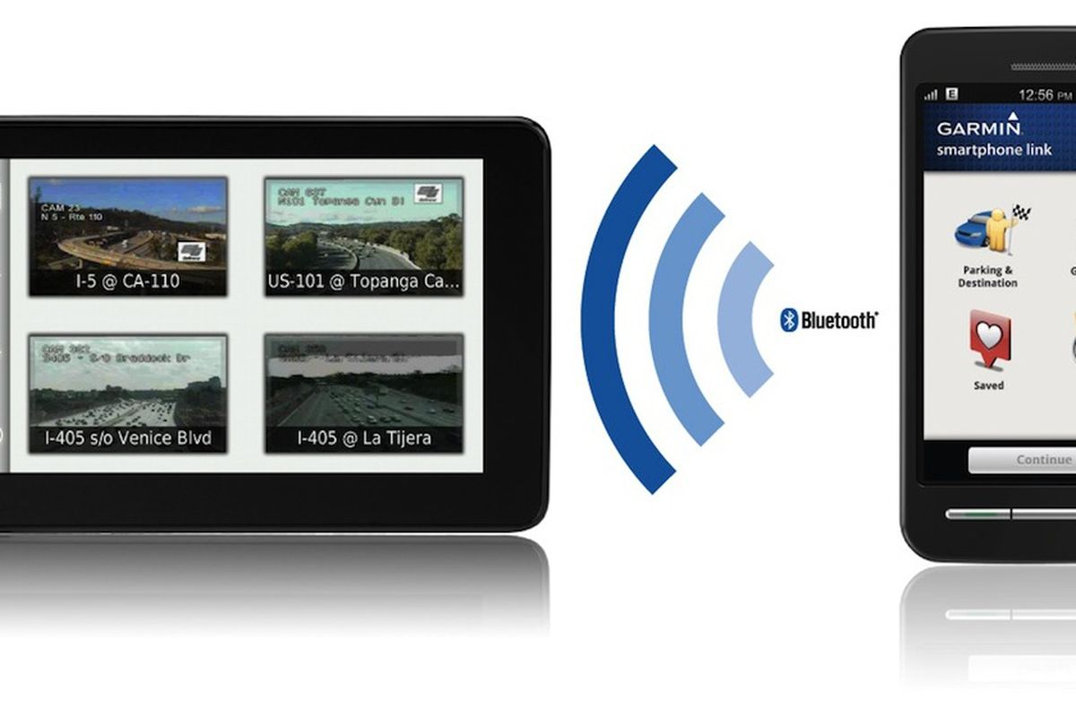 Garmin announces 3500 nüvi GPS line, Android app to add