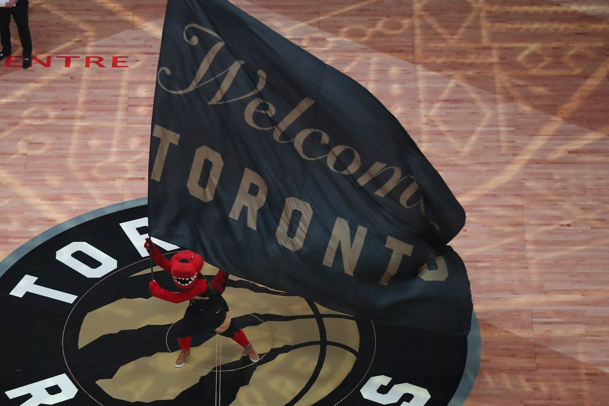 Toronto Raptors officially unveil City Edition jerseys, Welcome Toronto schedule