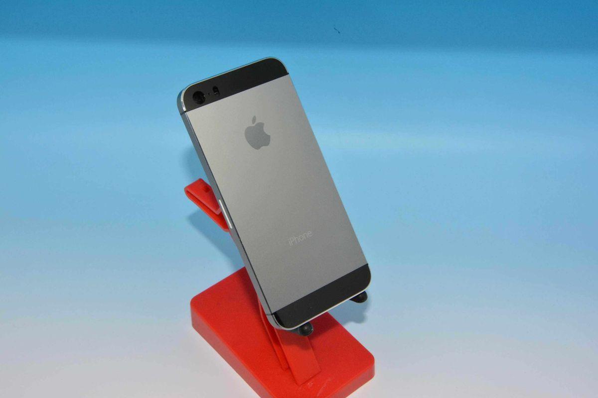 iPhone 5S grey credit: Sonny Dickson