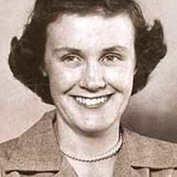 Winnifred Jardine in 1956.