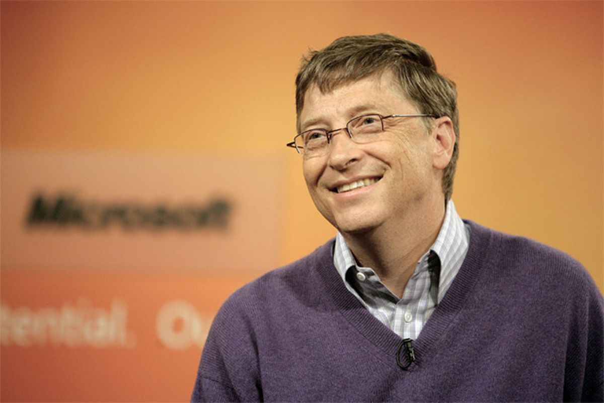 Bill Gates Gives Away 64 Million Microsoft Shares In Largest