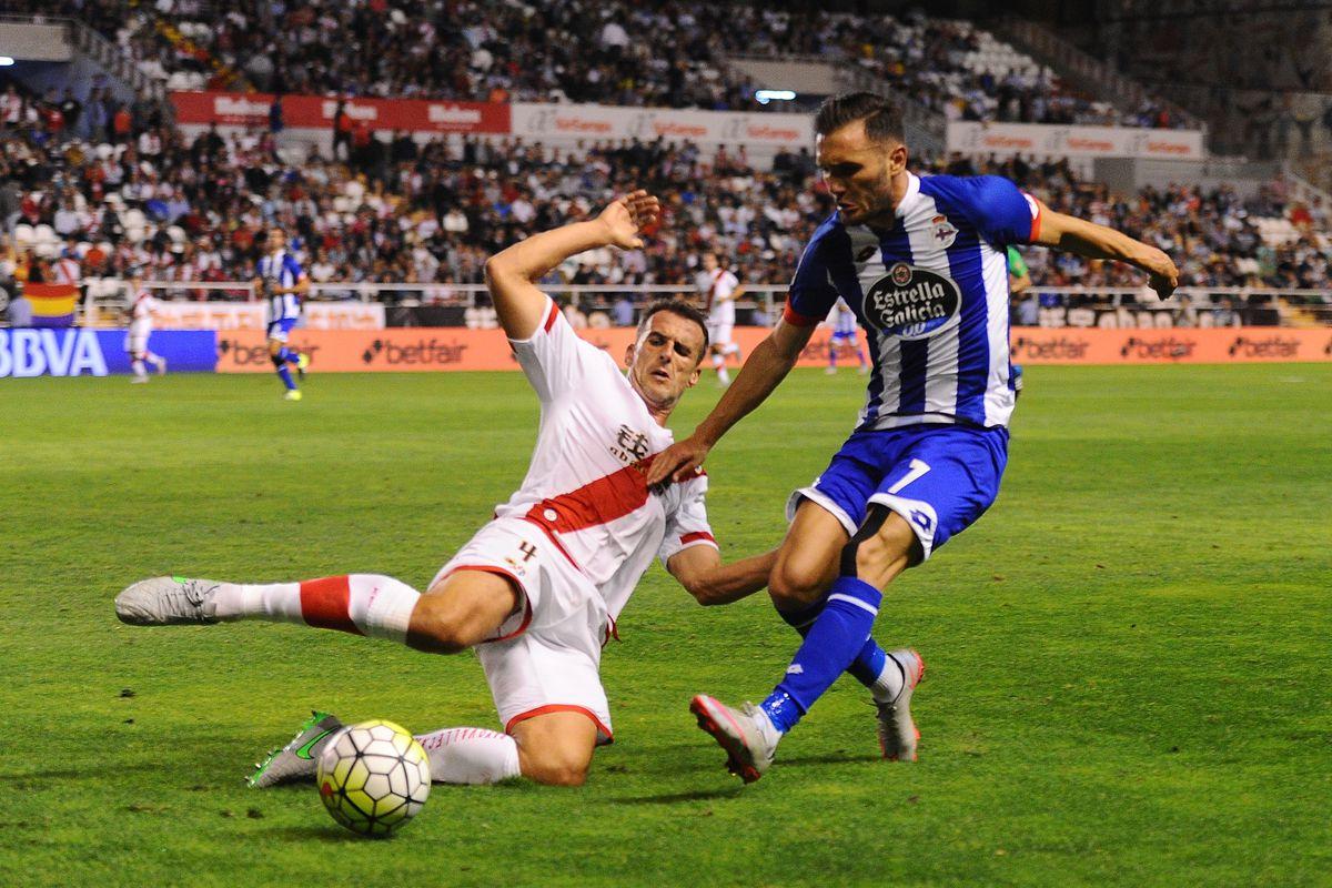 Rayo Vallecano v RC Deportivo La Coruna - La Liga