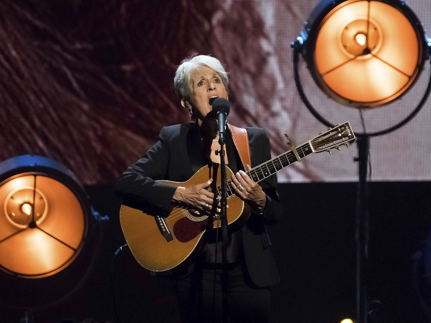 Joan Baez Named Woody Guthrie Prize Recipient Chicago Sun Times