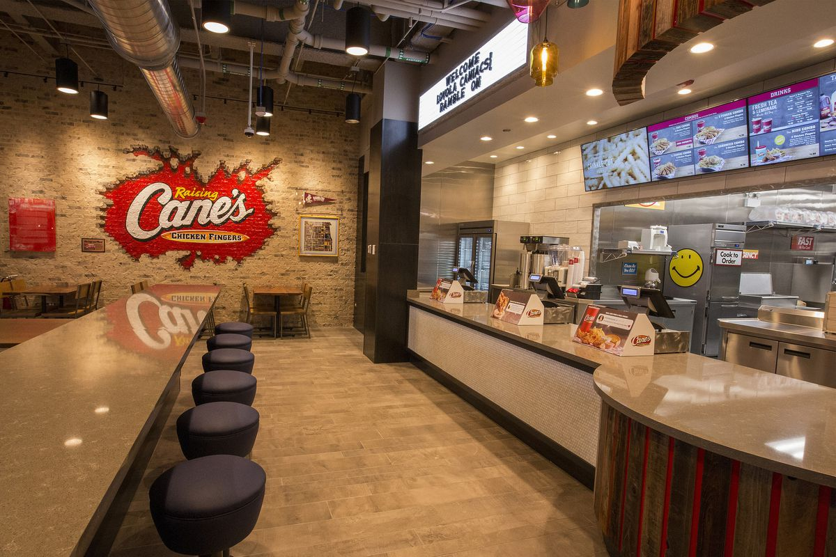 Five Facts About Raising Cane's Chicken Fingers, Now Open ... Raising Cane's Locations