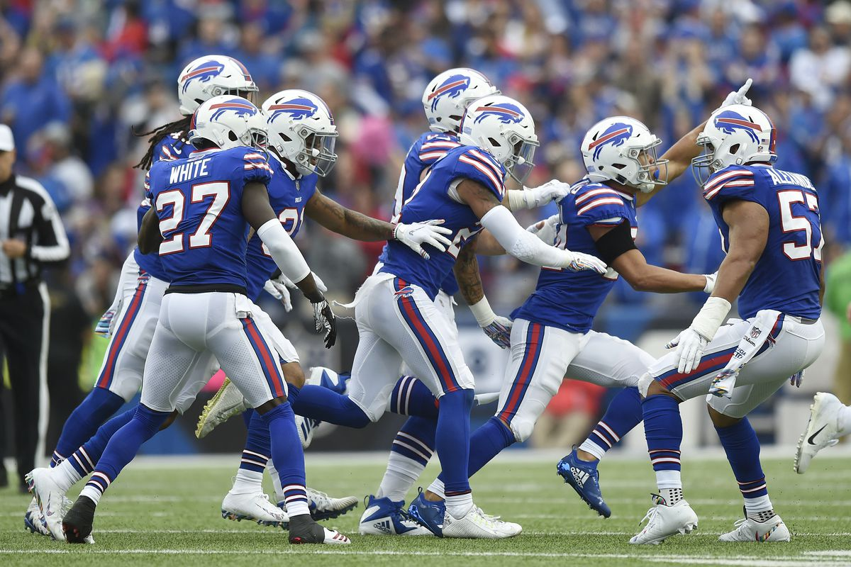 Buffalo Bills Fantasy Football Josh Allen Is A Risky Play In Fantasy Football But The Bills D St Could Have A Big Day Buffalo Rumblings