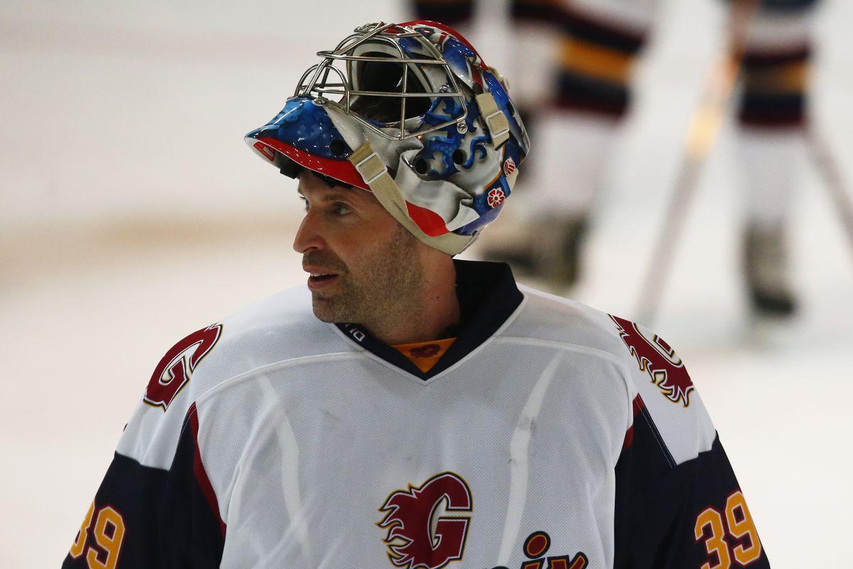 Guildford Phoenix v Swindon Wildcats - National Ice Hockey League