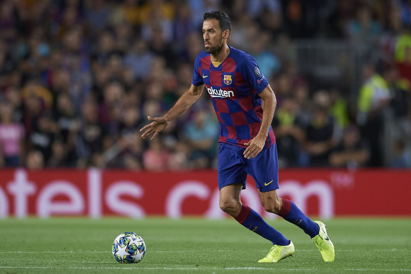 Is this the beginning of the end for Busquets at Barca""