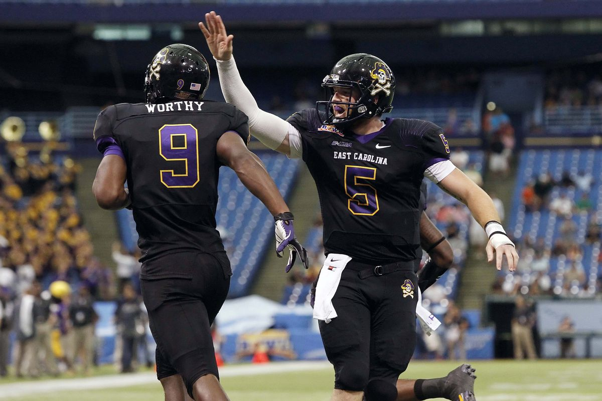 more photos 28123 45812 The big 2014 ECU football preview: Pirates will be worth ...