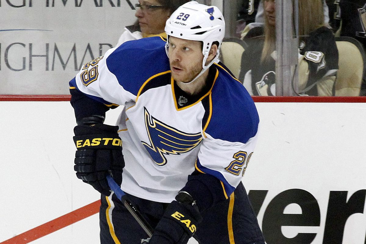 BLUES + DISAPPOINTMENT = this guy