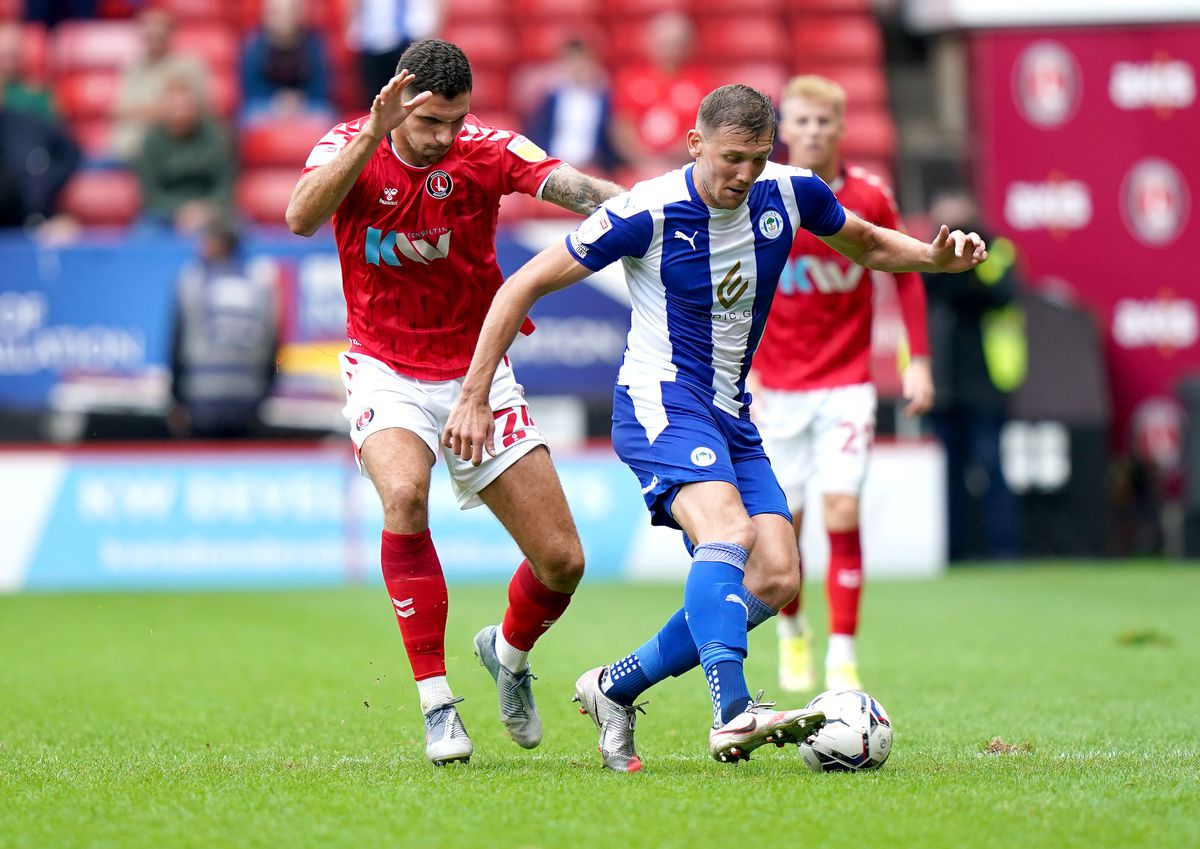 Charlton Athletic v Wigan Athletic - Sky Bet League One - The Valley