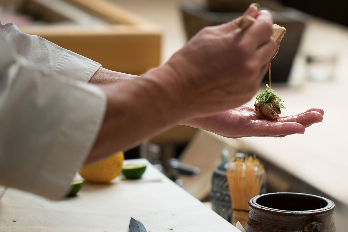 Masa New York.Masa Will End Tipping Dinner For Two Will Cost More Than A
