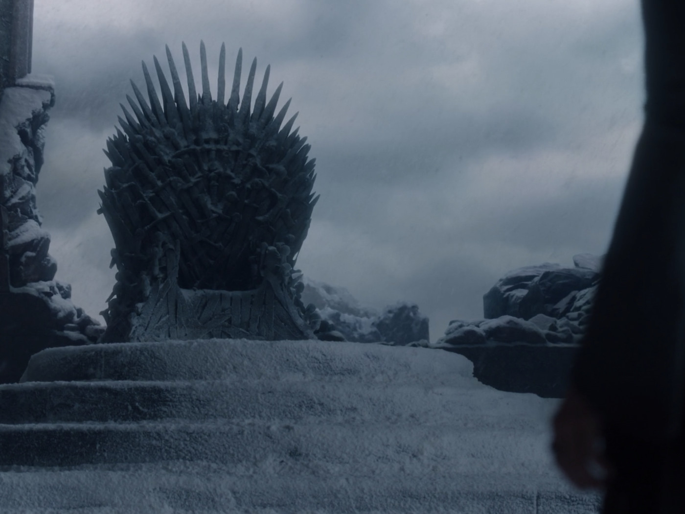 An apology to George R R  Martin: ending Game of Thrones is really