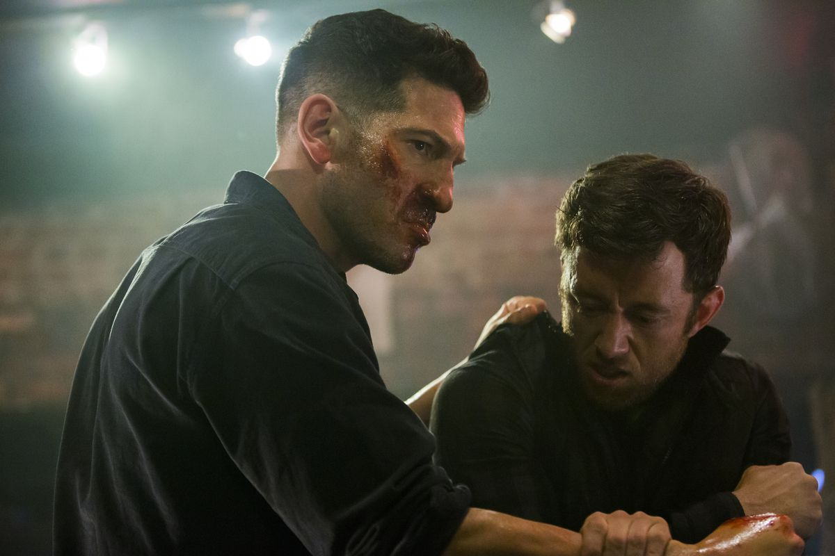 In season 2, The Punisher feels like he's trapped in the past - The